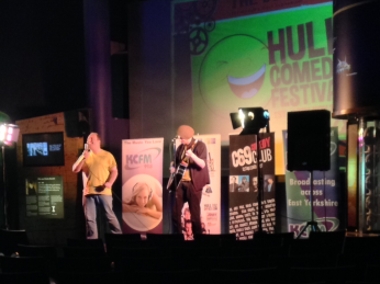 Hull Comedy Festival - Endless Oceans