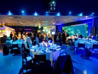Hull BID dinner - Endless Oceans