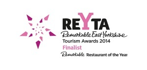 The Deep - Two River Restaurant Reyta Finalist Award 2014