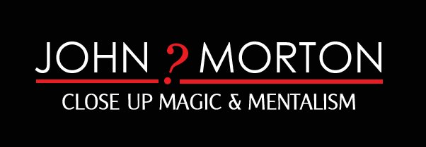John Morton, Close Up Magic and Mentalism logo