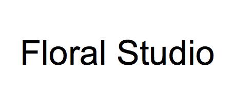 Floral Studio logo