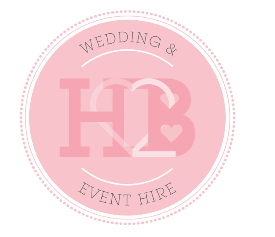 H2B Wedding and Event Hire logo