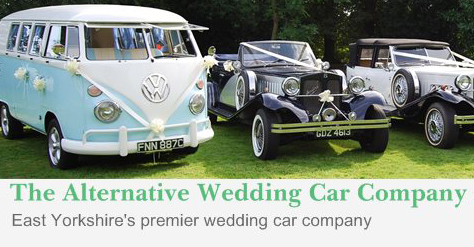 The Alternative Wedding Car Company logo