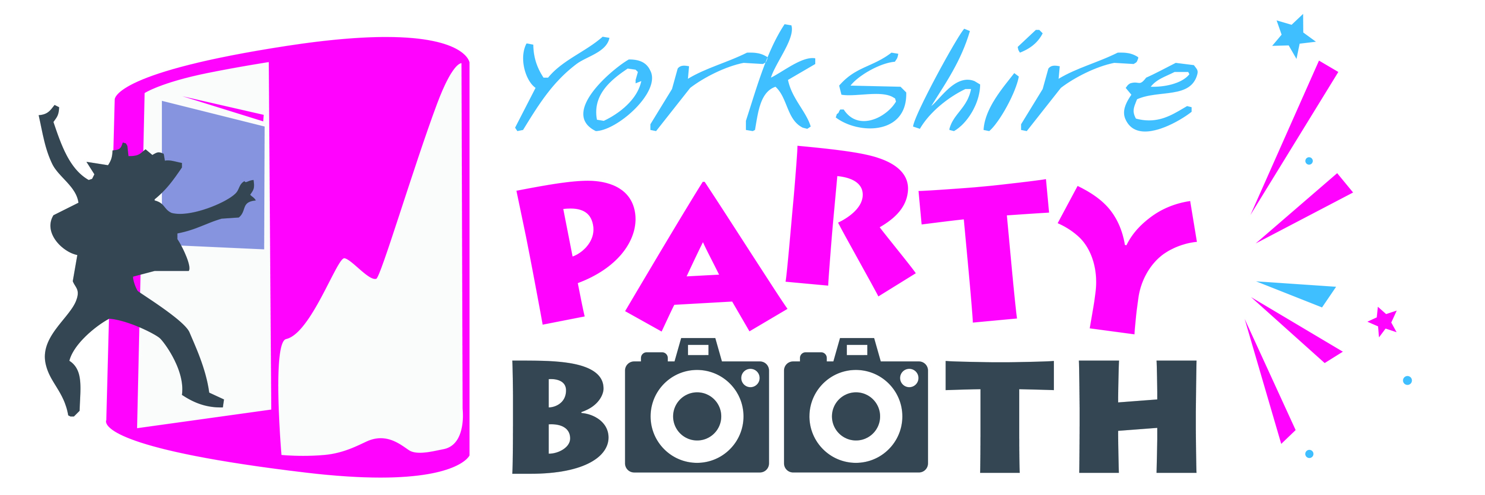 Yorkshire Party Booth logo