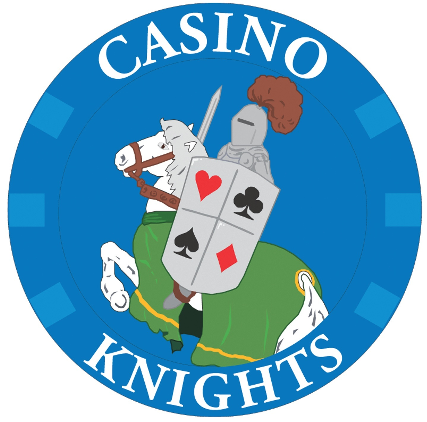 Casino Knights logo