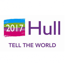 Hull City of Culture 2017  logo